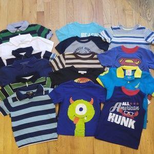 15 Piece 3T Spring/Summer Shirt Lot